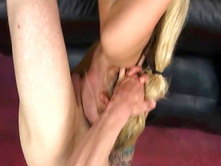 Hair pulling and a cock rammed in ass2mouth